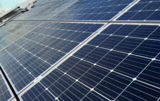 Opsen sončne elektrarne Moharič Celje