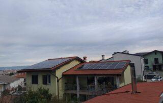 Opsen sončne elektrarne Nemarnik Izola