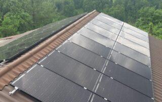 Opsen sončne elektrarne Romih Lakomno Laško