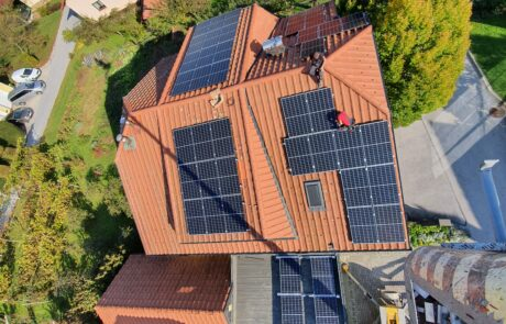 Opsen sončne elektrarne Šentjur