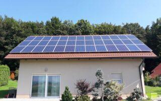 Opsen sončne elektrarne Šmigoc Podgorci
